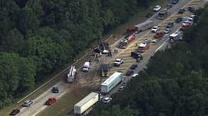 Camp Creek Crash